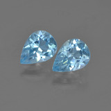 thumb image of 1.6ct Pear Facet Sky Blue Topaz (ID: 454712)