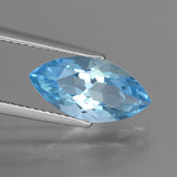 thumb image of 3.4ct Marquise Facet Sky Blue Topaz (ID: 454770)