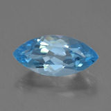 thumb image of 4.2ct Marquise Facet Sky Blue Topaz (ID: 454839)