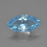 thumb image of 3.5ct Marquise Facet Sky Blue Topaz (ID: 454840)