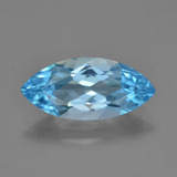 thumb image of 3.1ct Marquise Facet Sky Blue Topaz (ID: 454849)