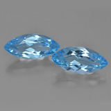 thumb image of 7.3ct Marquise Facet Sky Blue Topaz (ID: 454936)
