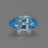 thumb image of 3.2ct Marquise Facet Sky Blue Topaz (ID: 455068)