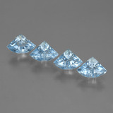 thumb image of 2.9ct Fancy Facet Sky Blue Topaz (ID: 455177)