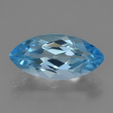 thumb image of 3.9ct Marquise Facet Sky Blue Topaz (ID: 455272)