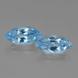 thumb image of 7.2ct Marquise Facet Sky Blue Topaz (ID: 455321)