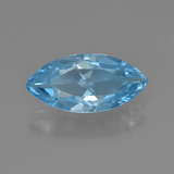 thumb image of 3.8ct Marquise Facet Sky Blue Topaz (ID: 455477)