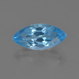 thumb image of 4.1ct Marquise Facet Sky Blue Topaz (ID: 455486)