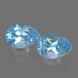 thumb image of 1.8ct Pear Facet Sky Blue Topaz (ID: 455687)