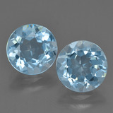 thumb image of 4.3ct Round Facet Sky Blue Topaz (ID: 455956)