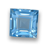 thumb image of 1.9ct Square Step-Cut Sky Blue Topaz (ID: 461496)