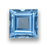thumb image of 2.1ct Square Step-Cut Sky Blue Topaz (ID: 461501)