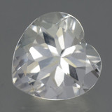 thumb image of 7.4ct Heart Facet White Topaz (ID: 462768)