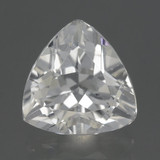 thumb image of 5.3ct Trillion Facet White Topaz (ID: 462771)