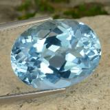 thumb image of 24ct Oval Facet Sky Blue Topaz (ID: 477017)