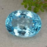 thumb image of 40.5ct Oval Portuguese-Cut Swiss Blue Topaz (ID: 486005)