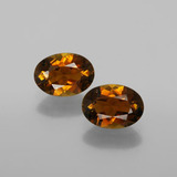 thumb image of 1.5ct Oval Facet Golden Orange Tourmaline (ID: 379072)