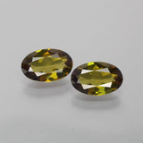 thumb image of 2.1ct Oval Facet Golden Green Tourmaline (ID: 379222)