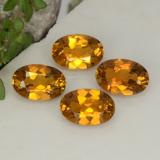 thumb image of 1.8ct Oval Facet Yellow Golden Tourmaline (ID: 379292)