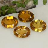 thumb image of 0.7ct Oval Facet Medium Gold Tourmaline (ID: 379296)