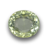 thumb image of 1.3ct Oval Facet Green Tourmaline (ID: 379638)
