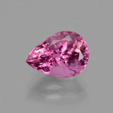 thumb image of 2.3ct Pear Facet Purple Pink Tourmaline (ID: 417246)