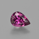thumb image of 1.2ct Pear Facet Purple Pink Tourmaline (ID: 417259)