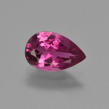 thumb image of 1.1ct Pear Facet Pink Tourmaline (ID: 417932)