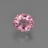 thumb image of 1ct Oval Facet Pink Tourmaline (ID: 419539)