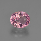 thumb image of 1.4ct Oval Facet Rose Pink Tourmaline (ID: 419558)
