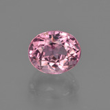 thumb image of 1.6ct Oval Facet Pink Tourmaline (ID: 419559)