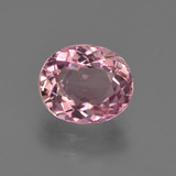thumb image of 1.9ct Oval Facet Pink Tourmaline (ID: 419581)