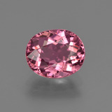 thumb image of 1.5ct Oval Facet Rose Pink Tourmaline (ID: 419615)