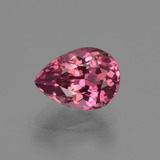 thumb image of 1.4ct Pear Facet Rose Pink Tourmaline (ID: 419621)