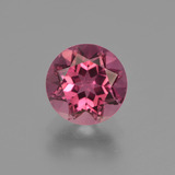 thumb image of 1.4ct Round Facet Rose Pink Tourmaline (ID: 419629)