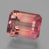 thumb image of 1.7ct Octagon Facet Rose Pink Tourmaline (ID: 419670)