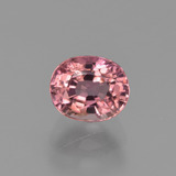 thumb image of 1ct Oval Facet Rose Pink Tourmaline (ID: 419982)