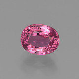 thumb image of 1ct Oval Facet Pink Tourmaline (ID: 419988)