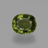 thumb image of 1.1ct Oval Facet Green Tourmaline (ID: 420027)