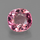 thumb image of 2.4ct Oval Facet Rose Pink Tourmaline (ID: 420646)