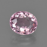 thumb image of 1.6ct Oval Facet Pink Tourmaline (ID: 421280)