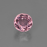 thumb image of 1.1ct Round Facet Pink Tourmaline (ID: 421404)