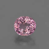 thumb image of 1.3ct Oval Facet Pink Tourmaline (ID: 421523)