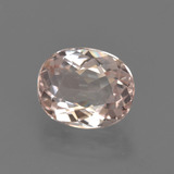 thumb image of 1.3ct Oval Facet Rose Tourmaline (ID: 421601)