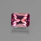 thumb image of 1.8ct Octagon Facet Rose Pink Tourmaline (ID: 428755)