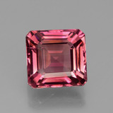 thumb image of 2.8ct Octagon Facet Rose Pink Tourmaline (ID: 435970)