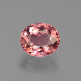 thumb image of 2.2ct Oval Facet Rose Pink Tourmaline (ID: 441196)