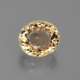 thumb image of 2.7ct Oval Facet Golden Green Tourmaline (ID: 441197)