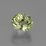 thumb image of 2.3ct Oval Facet Green Tourmaline (ID: 441226)