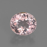 thumb image of 1.9ct Oval Facet Light Pink Tourmaline (ID: 441247)